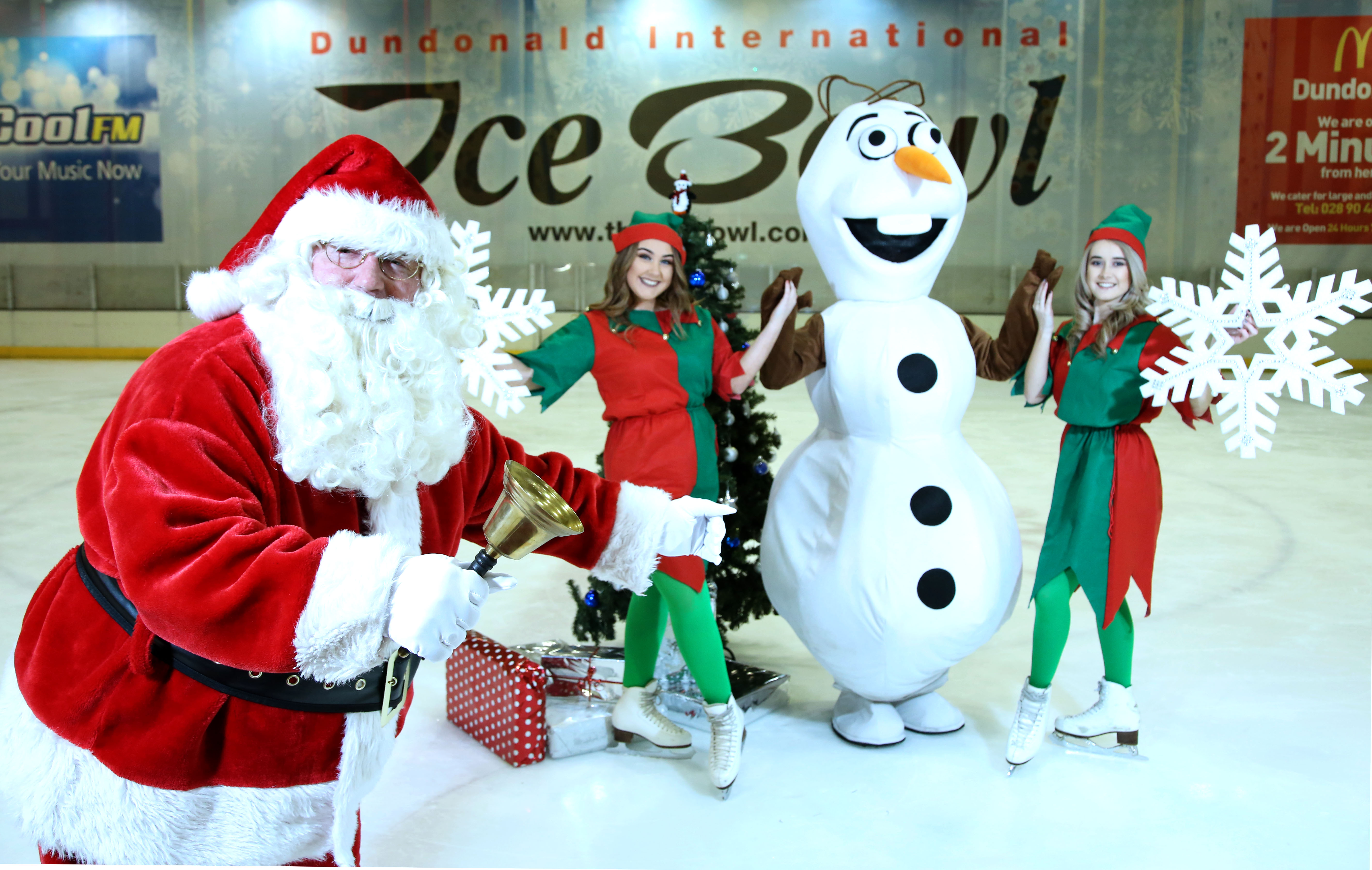 festive fun at dundonald international ice bowl christmas is - What Is Open On Christmas Eve