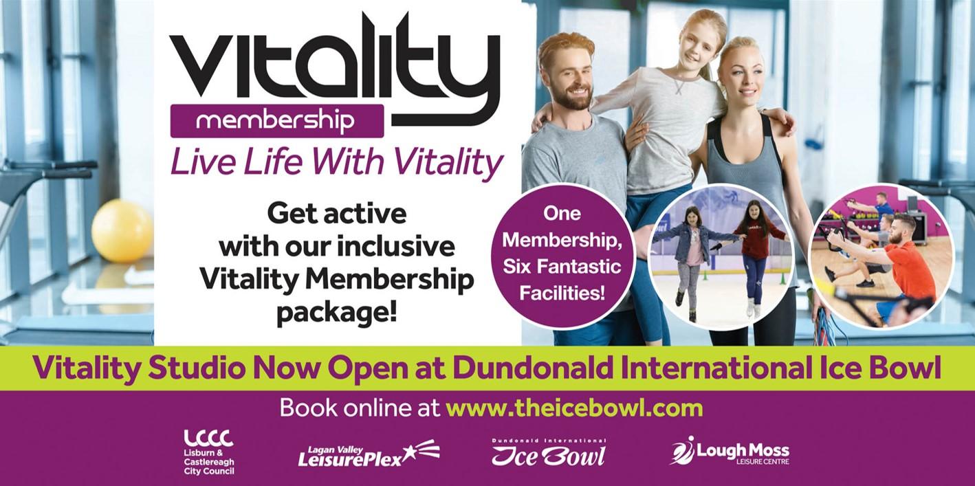 Vitality Membership information