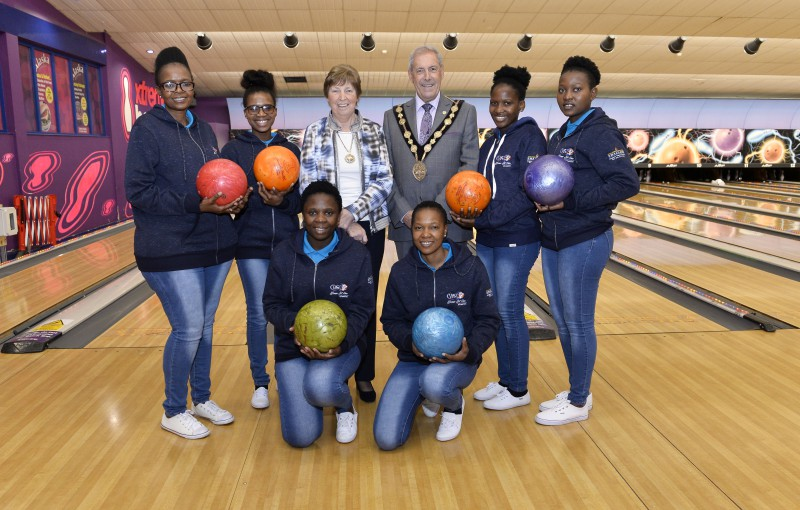 Swaziland Choir Visit Dundonald Ice Bowl