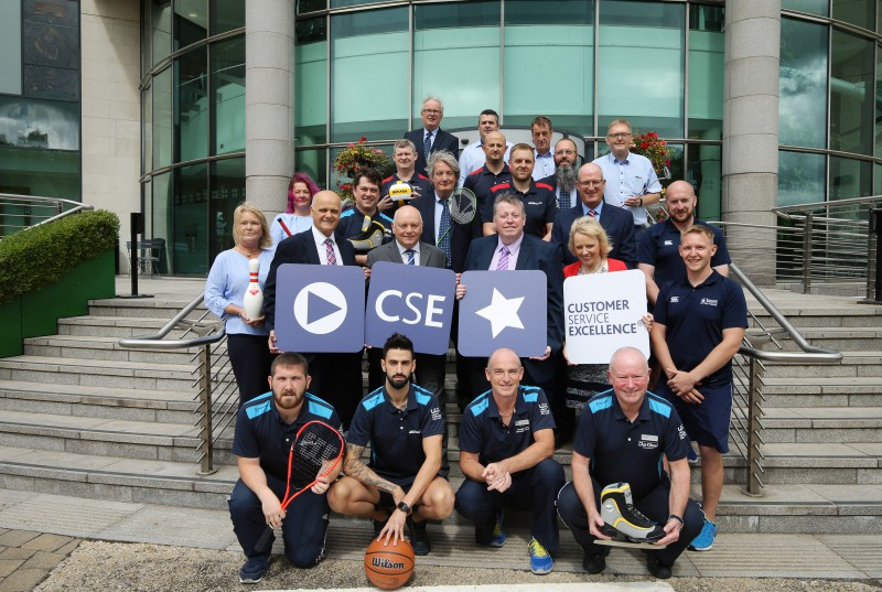 Council's Sports Services Unit Achieves Customer Service Excellence Award