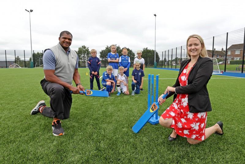 Ballybeen Multi Sports Camp Hailed Huge Success